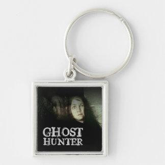 Scary Halloween Ghost Girl Keychain