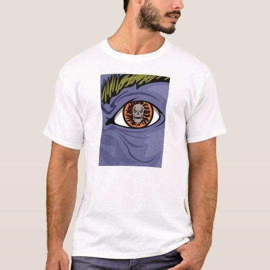Scary Halloween Monster t-shirt