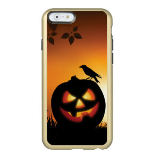 Scary Halloween Themed Background Incipio Feather Shine iPhone 6 Case