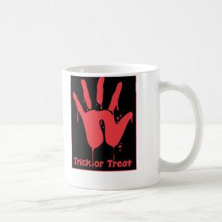 Scary Hand Mugs