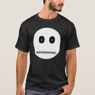 scary happy face. T-Shirt