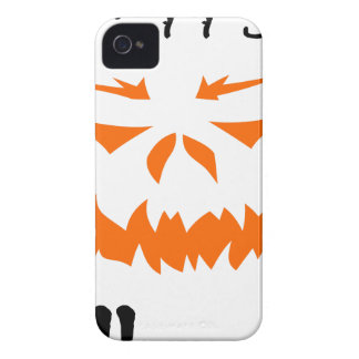 scary iPhone 4 cover