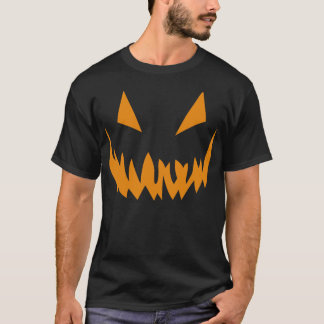 Scary Jack O'Lantern Shirt