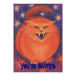 Scary Jack 'You're Invited' party invitation