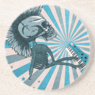 Scary Monster Doll Coaster