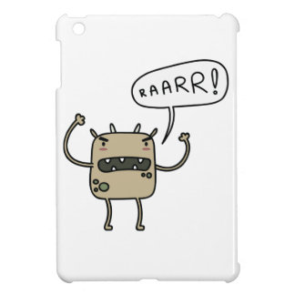 Scary Monster iPad Mini Cover