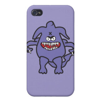 Scary Monster IPhone Cover