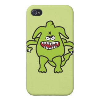 Scary Monster IPhone Cover iPhone 4 Cases