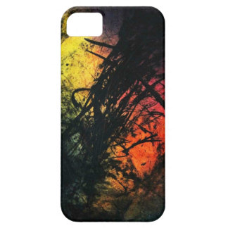 Scary Monsters Urban Abstract Ink Art iPhone SE/5/5s Case