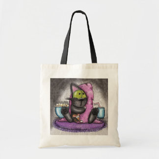 Scary Movie -Cat and Mouse Tote Bag