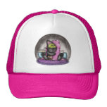 Scary Movie Night-Cat and Mouse Trucker Hat