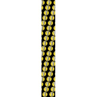 Scary Mummy and Full Moon Products tie