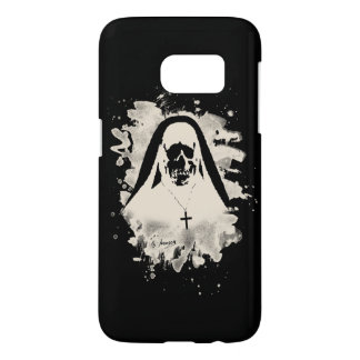 Scary now - cream white samsung galaxy s7 case
