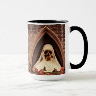 Scary now mug