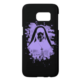 Scary now - violet samsung galaxy s7 case