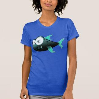 Scary Piranha Tshirts