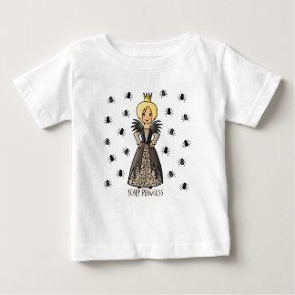 Scary Princess Baby T-Shirt