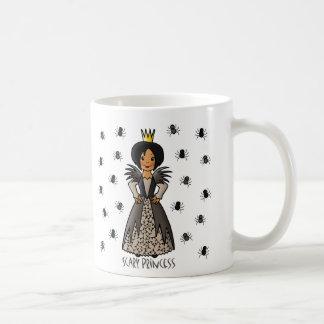 Scary Princess Coffee Mug