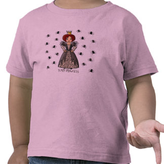 Scary Princess Shirt