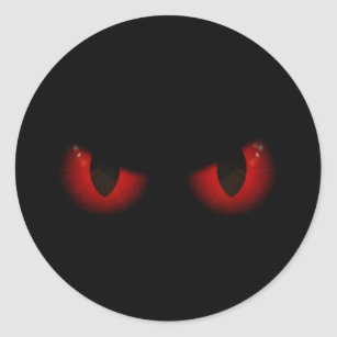 Scary Halloween Eyes Gifts On Zazzle