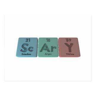 Scary-Sc-Ar-Y-Scandium-Argon-Yttrium.png Postcard