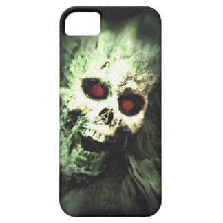 Scary screaming skull iPhone SE/5/5s case