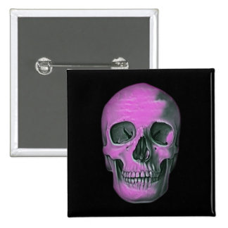 Scary Scull Buttons