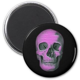 Scary Scull Fridge Magnets