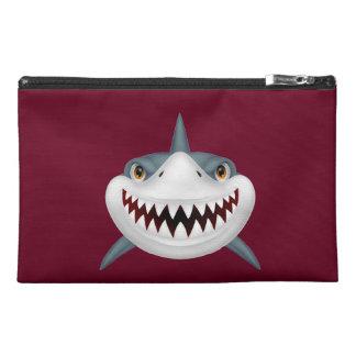Scary Shark Travel Accessory Bag