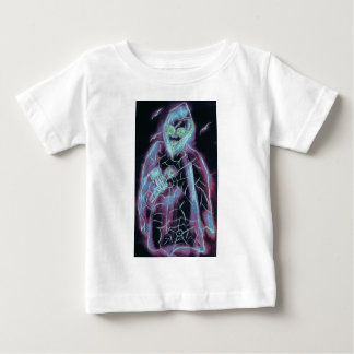 scary skeleton baby T-Shirt