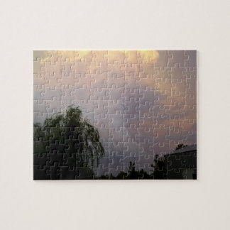Scary Skies Puzzle