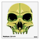 Scary Skull Wall Decal