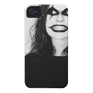 Scary smile iPhone 4 case