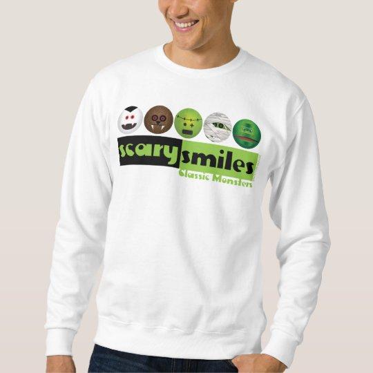 Scary Smiles -  Classic Monsters Sweatshirt