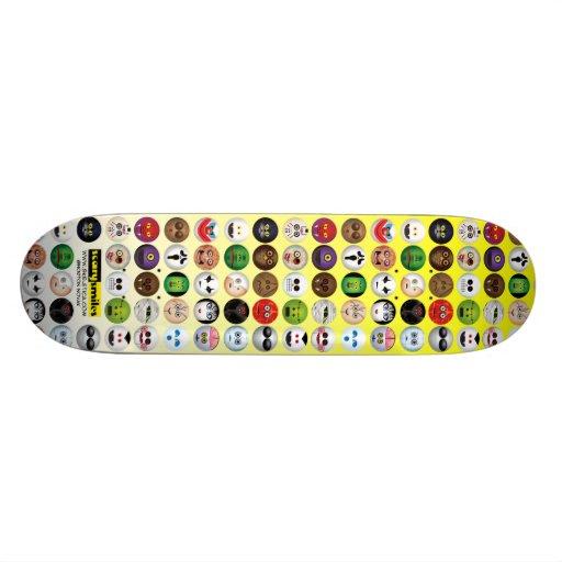 Scary Smiles -  Monster's Board Skate Deck
