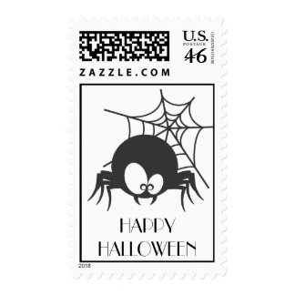 Scary Spider Postage