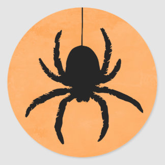 Halloween Spider Stickers | Zazzle