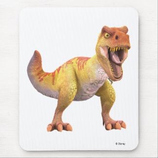 Scary T-Rex Disney Mouse Pad