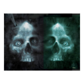 scary Twin Poster