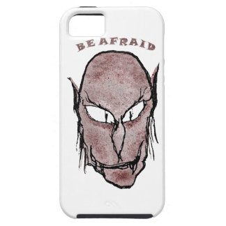 Scary Vampire Drawing iPhone SE/5/5s Case