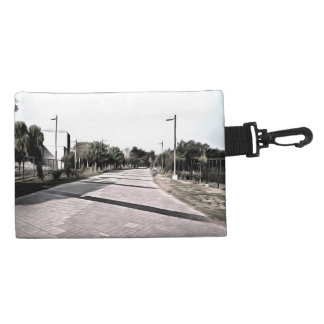 Scary walking path accessory bags