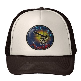 SCAS Ball Cap Trucker Hat