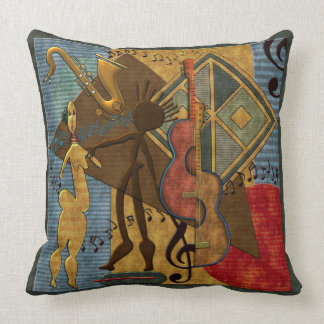 Scat Masters (Jazz Series Pt. 6 Pillow