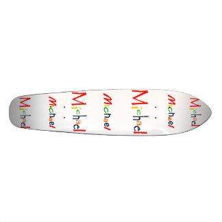 Scate board Michael Individuelle Skateboards