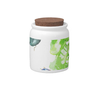 Scatter Beetle Candy Jar