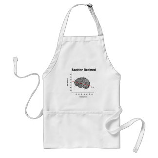 Scatter-Brained Aprons