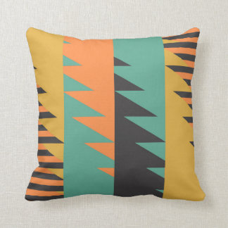 Scatter cushion with contemporary abstractdesign