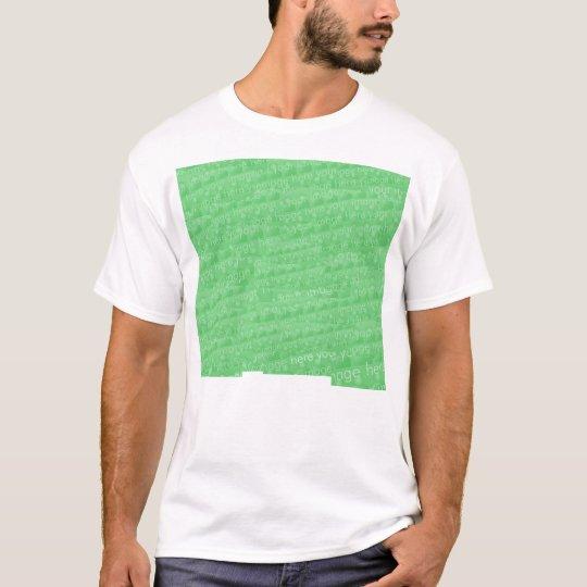 Scatter Design Effect T-Shirt