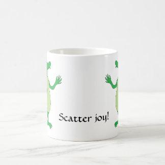 Scatter Joy! Classic White Coffee Mug