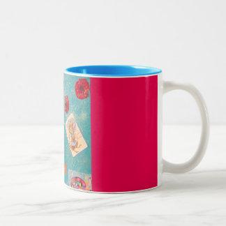 Scatter Joy! Decoupage Mug